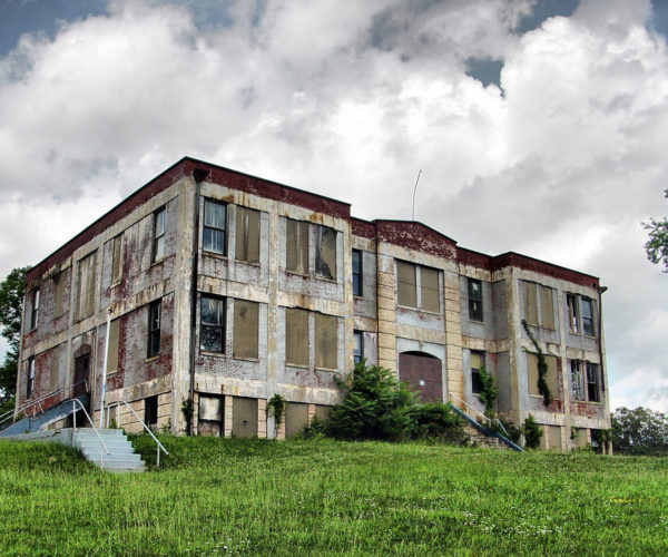 Abandoned Places in Virginia Beach